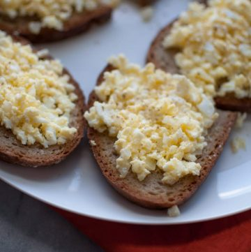 Egg Spread - Salt & Lavender