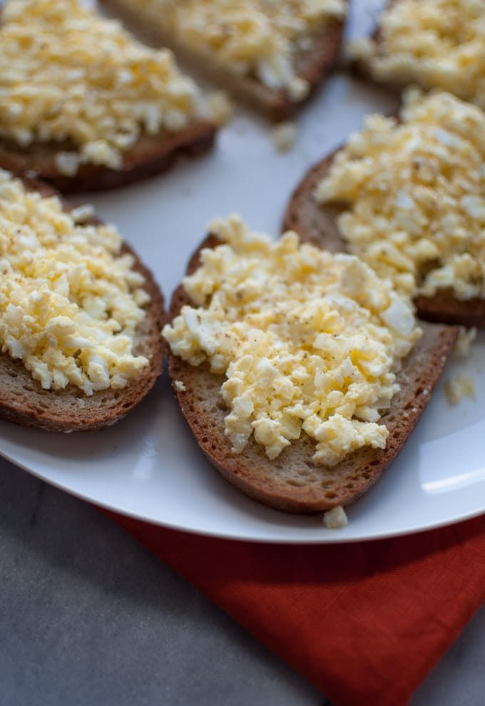 Egg Spread - Salt & Lavender