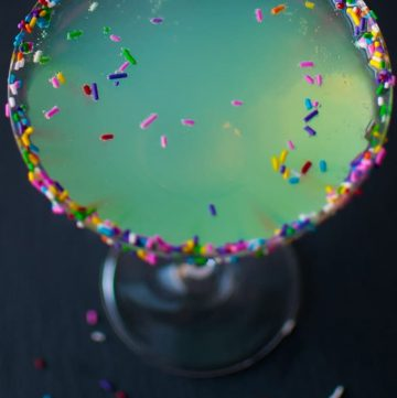 Sprinkletini - Salt & Lavender