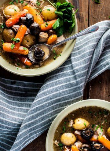 Crockpot Chicken Stew Recipe