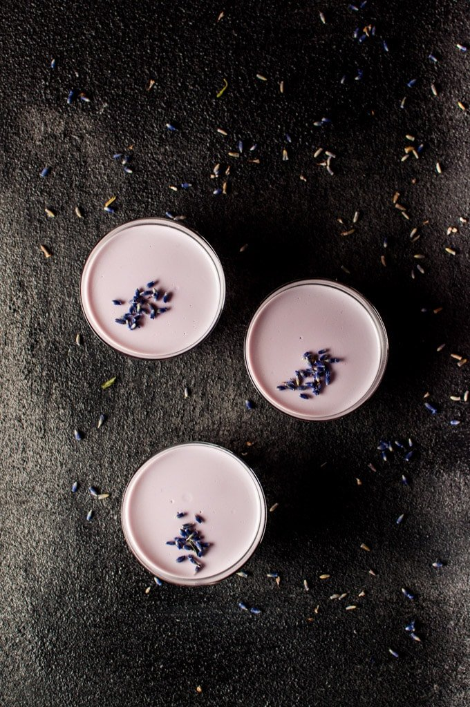 Lavender panna cotta is an impressive dessert that is easier to make than you think.