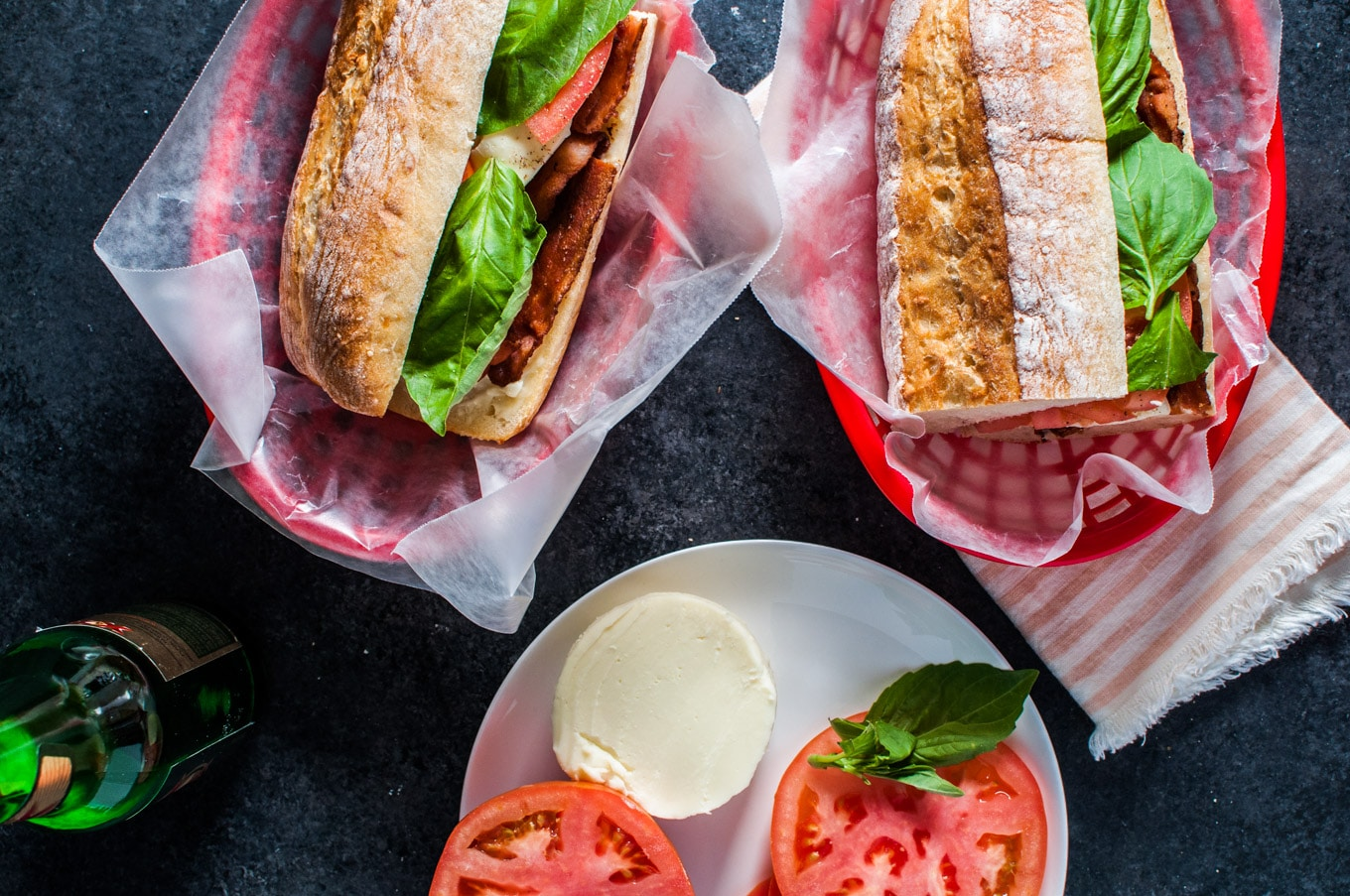 What's your favorite summer sandwich?