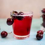 This homemade cherry vanilla sodais easy, delicious, and contains only 5 ingredients.