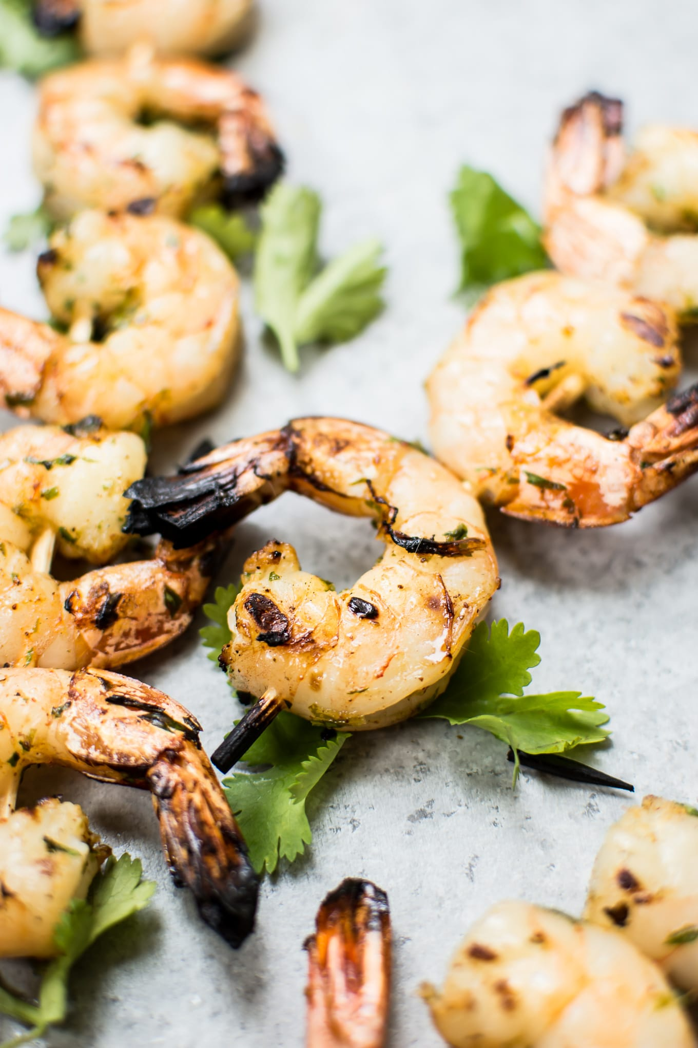 These flavorful grilled tequila lime shrimp are sure to be a hit at any BBQ or summer gathering!