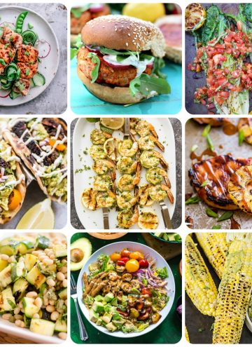 20 Delicious & Healthy Summer Grilling Recipes