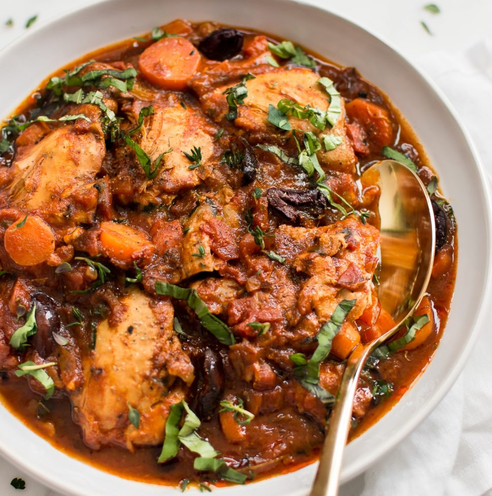 Salt lavender a food blog with wholesome recipes that are easy instant pot chicken cacciatore forumfinder Image collections