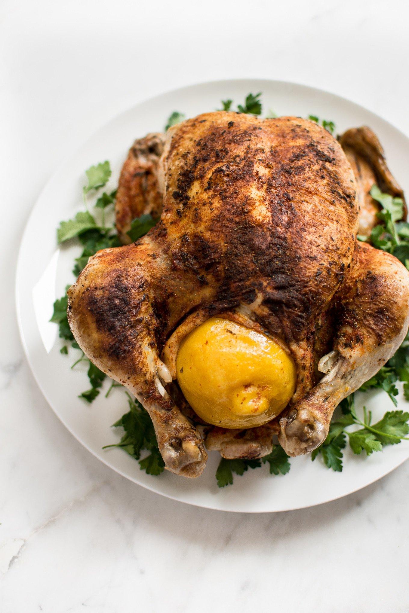 Instant Pot Whole Chicken Salt Amp Lavender