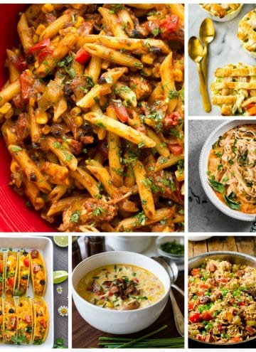10 Easy Leftover Chicken Recipes (Chicken Comfort Food Recipes)