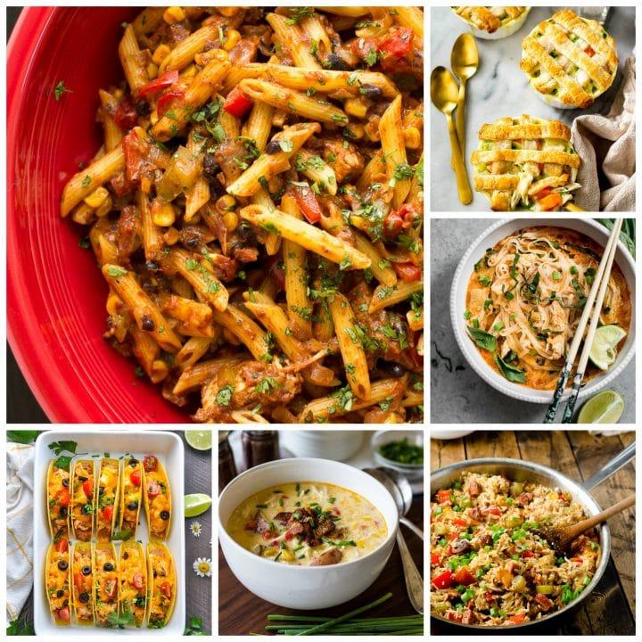 10 Easy Leftover Chicken Recipes (Chicken Comfort Food