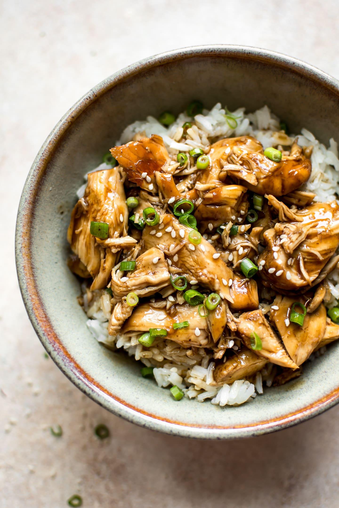 Instant Pot Teriyaki Chicken Recipe Salt Amp Lavender