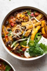 This beef and black bean chili recipe is quick, easy, and the whole family will love it.