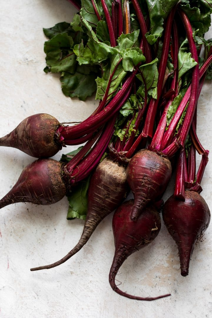 These Instant Pot beets are simple to make and can be used as a side dish, or in soups or smoothies.