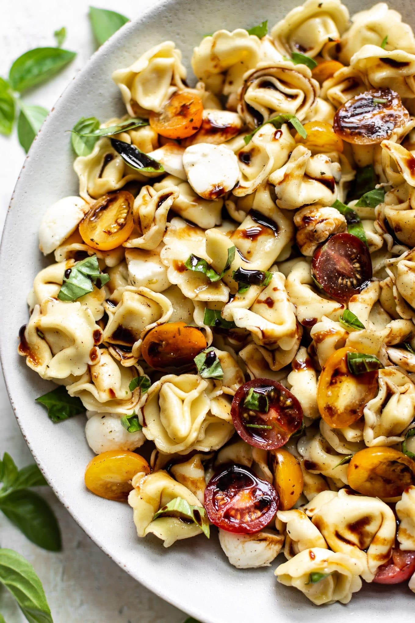 Pasta Salad Recipe Tortellini