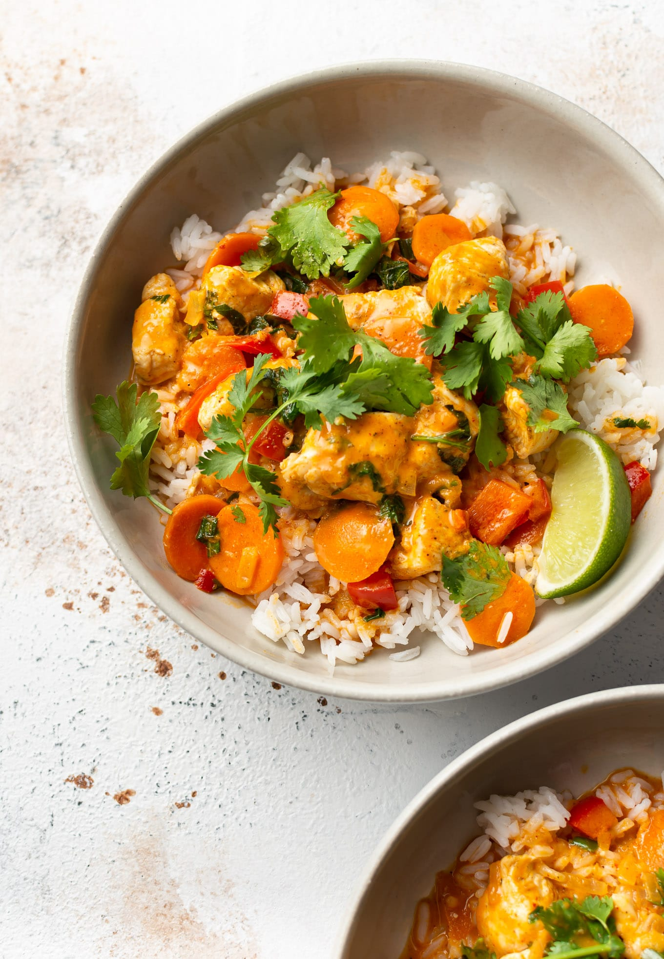 Easy Thai Chicken Curry Salt Lavender