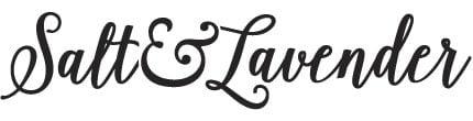 Salt & Lavender logo